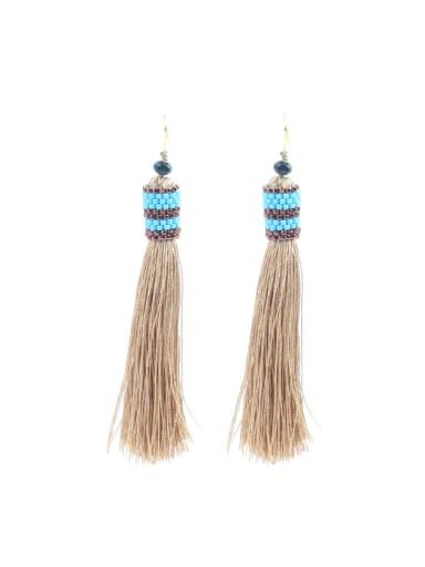 Hot Selling Fashion Tassel Drop Earrings