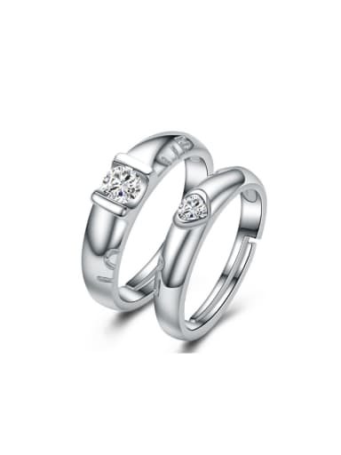 Valentine's Day Gifts S925 Silver Lover Ring