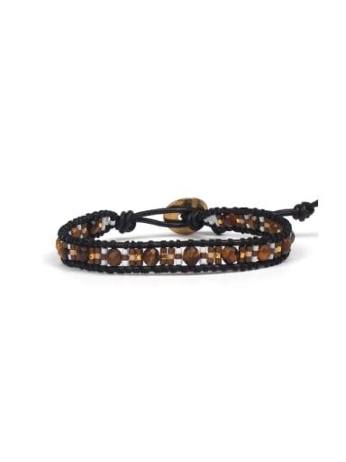 Creative Colorful Glass Personality Unisex  Bracelet