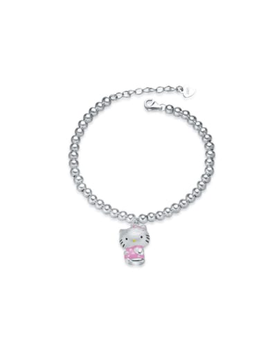 Korean Style Mini Cat Fresh Women Bracelet