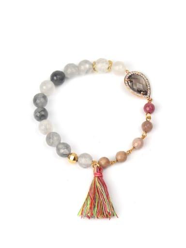 Shining Natural Stones Fashion Women Bracelet
