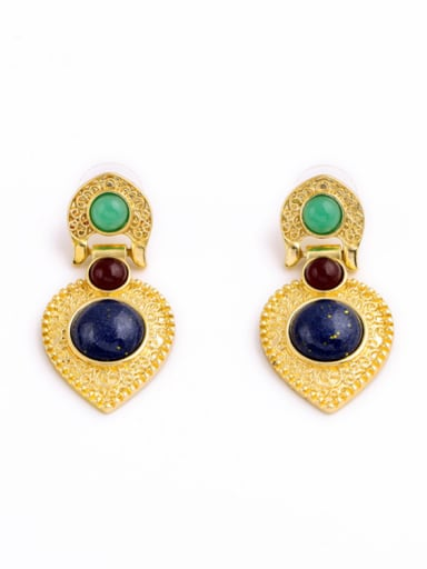 Alloy Fashion Luxury Stud drop earring