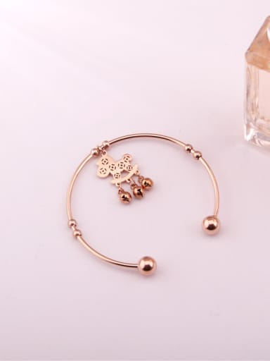 Lovely Horse Accessories Opening Bangle