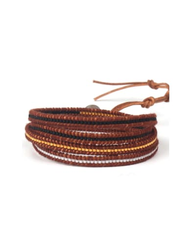 Exaggerate Retro Style Multi-layer Bracelet