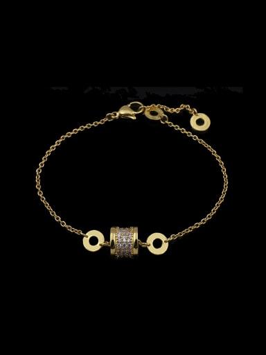 Buckle Copper Bracelet