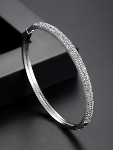 Copper inlaid AAA elegant Bracelet