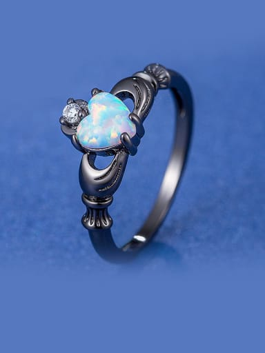 flower Shaped Ring