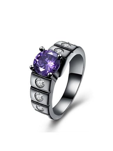 Fashion Cubic Zircon Women Ring