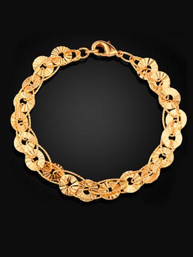 Fashion Small Discs Bracelet