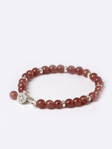 Sweet Lotus Temperament Women Bracelet