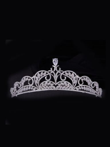 New Western Style Fashion Zircons Hair Accessories