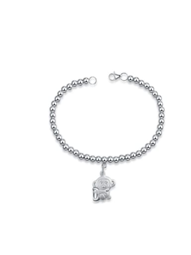 Lovely Animal  Accessories Fashion Silver Bracelet