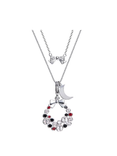 2018 2018 Swarovski Crystal Necklace