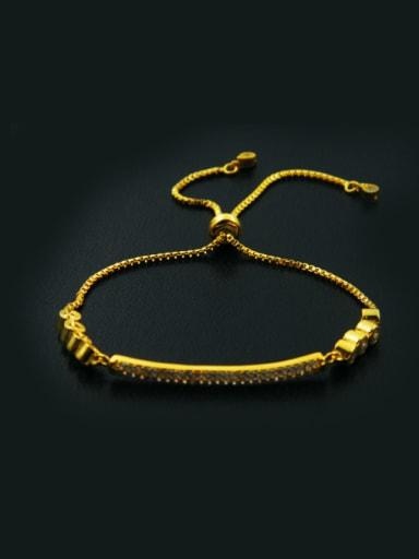 Pipe Shape Stretch Bracelet