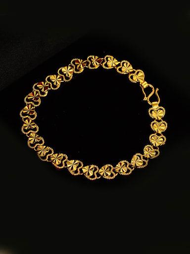 Women Exquisite Heart Shaped Bracelet