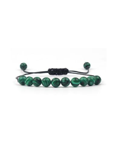 Retro National Style Woven Stretch Bracelet