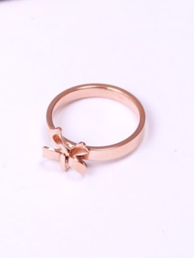 Lovely Bow Accessories Women Ring