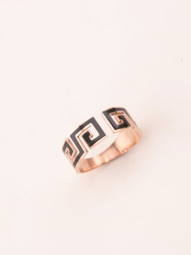 Fashion Retro Style Opening Ring