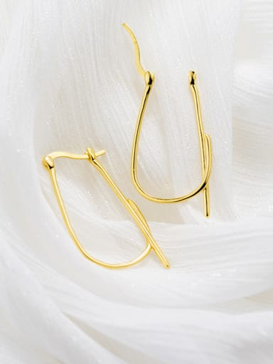 Minimalist design irregular geometric  Earrings