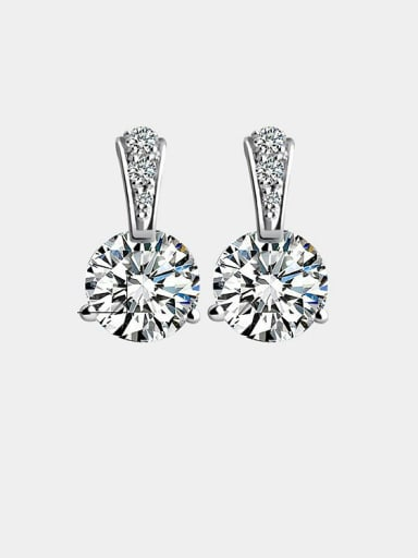 Europe And the United States Classic AAA Zircon earring