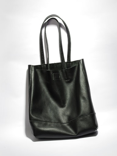 Classic big tote bag vintage shoulder bag
