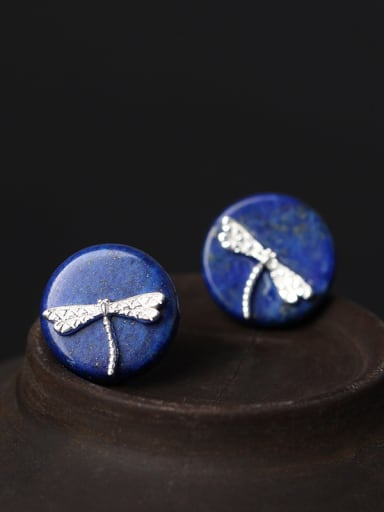 National Style Dragonfly stud Earring