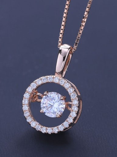 2018 Fashion Zircon Necklace