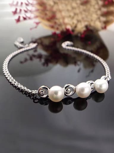 Fashion Freshwater Pearls Bracelet