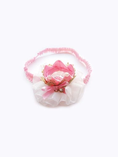 2018 Flower Yarn bady headband