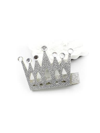 Color Crown Hair clip