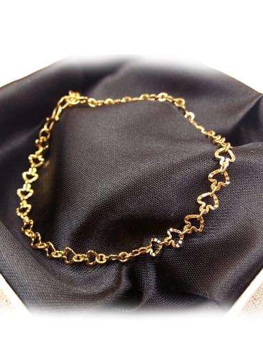 Exquisite Women Mushroom Shaped Bracelet