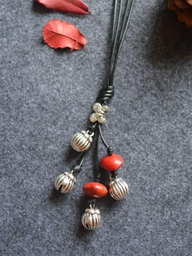 Women Delicate Retro Style Necklace