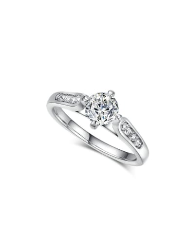 Classical Hot Selling Engagement Fashion Ring