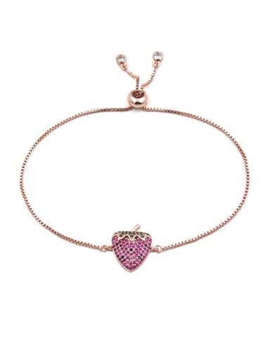 Triangle Shaped Accessories Adjustable Women Bracelet