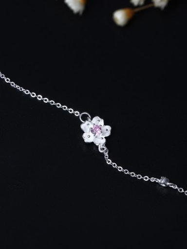 Lovely Cherry Blossom Bracelet