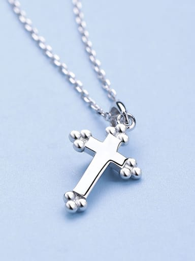 Cross Shaped Necklace