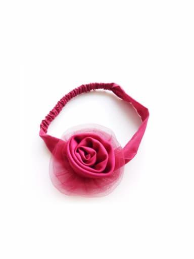 Rose bady headband