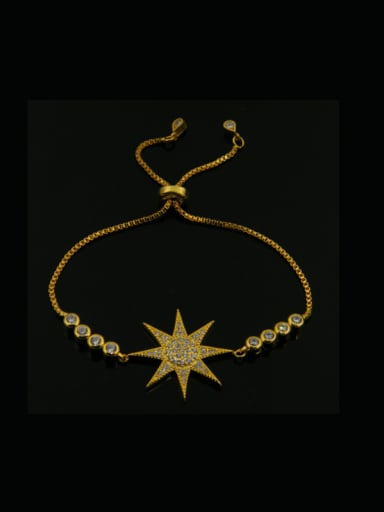 Sun Flower Stretch Bracelet