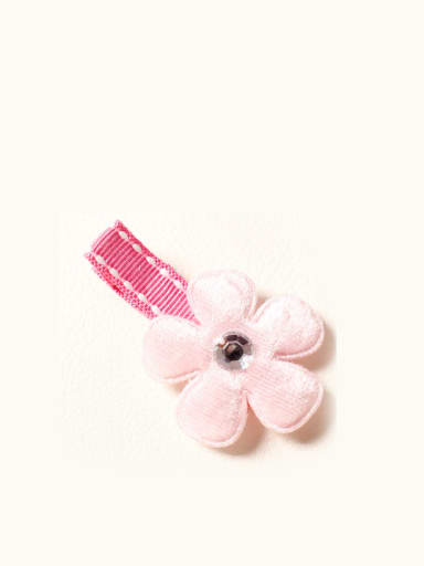 2018 2018 2018 Color Flower Hair clip