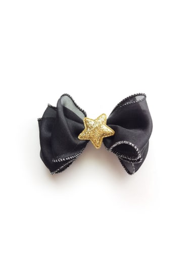 2018 Yarn Bow Hair clip