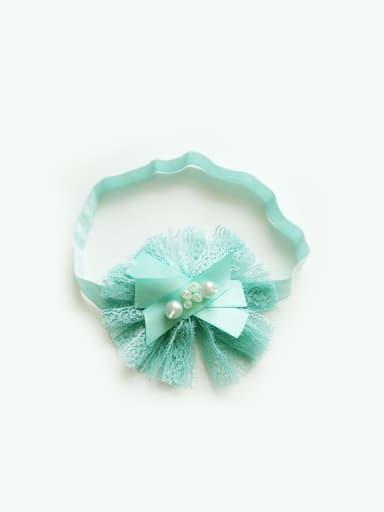 Ribbon Flower bady headband