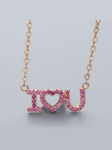 Fresh Letter necklace
