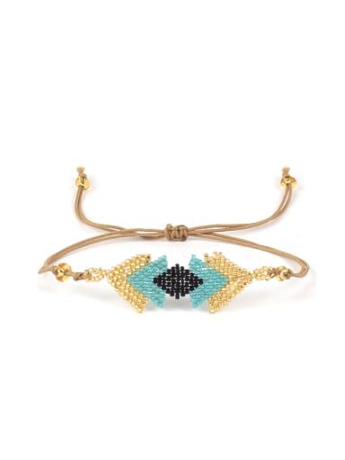 Bohemia Retro Style Woven Rope Bracelet