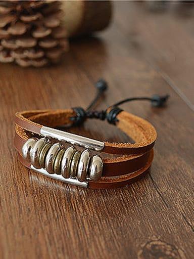 Adjustable Length Multi-layer Bracelet