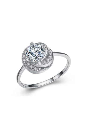 High Quality Shining Wedding Women Ring