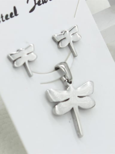 Dragonfly Child Accessories Two Pieces Set