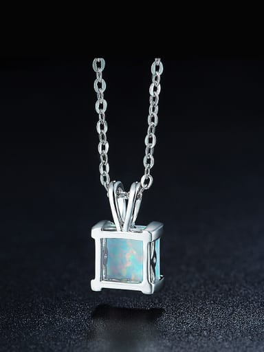 2018 Square Shaped Necklace