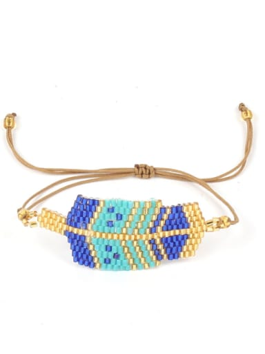 Woven Leaves  Bohemia Handmade Fashion Bracelet