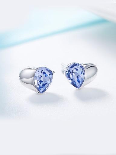 925 Silver stud Earring