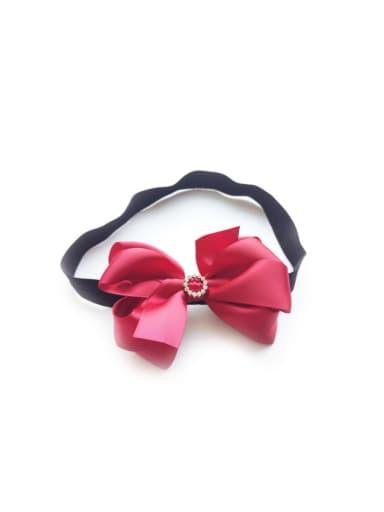 Ribbon Bow bady headband